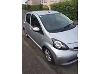 Toyota aygo 2008 low mileage great condition