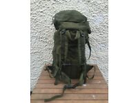 Swiss Army Rucksack/backpack/hold-all fishing travelling camping luggage