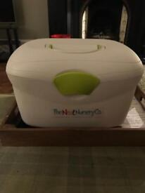 Oval Baby Box