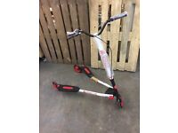 Yvolution Y Flicker SP5 Sport Self Propelled Scooter Unused