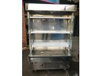 Display fridge for shop pizza meat takeaway pizza ksjajsh
