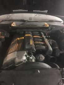 BMW e36 2.0 m50 engine complete minus clutch and flywheel