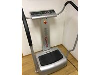 Body action professional vibrating excersise/toning machine less than 18 months old@