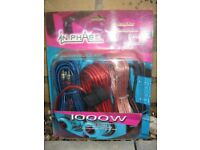 InPhase Amplifier installation kit 1000 Watt BNIB