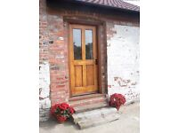 Holiday Cottage -East Coast- Horses and Dogs Welcome