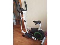 York fitness trainer, active 120