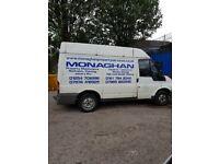 2 Failed MOT vans for sale.
