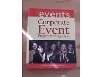 Corporate Event Project Management (text book)