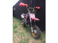 Pitbike pit bike yx140