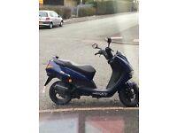 Peugeot elyseo 100cc
