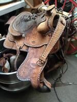 Western Horse and Pony Saddles