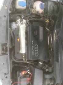 Audi A3 1.8T engine