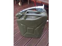 Jerry Can, Fuel Jug. MX, Motocross, Jeep, Offroad