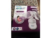 Philips Avent Manual Breast Pump New in Box