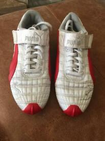 Ladies Puma Trainers size 6