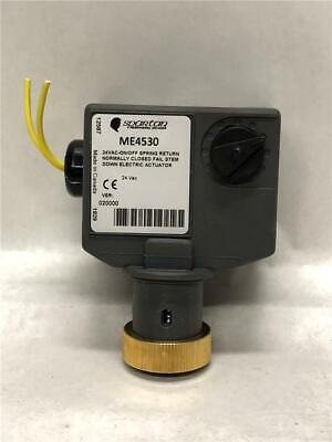 Spartan Peripheral Devices ME4530 Electric Actuator 24VAC-On/Off Spring Return