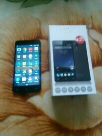 "S'Phone QC55 Smartphone 5.5"" screen 1.3GHz quad core , 4G, Like New"