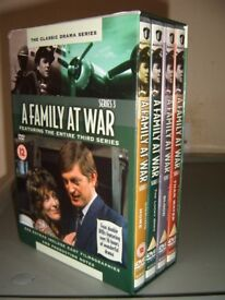 Box set complete series 3 Family at war