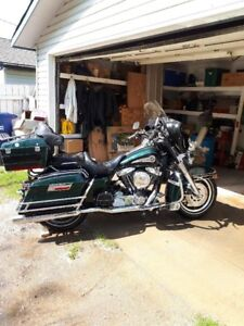 Harley Davidson Electra Glide Classic 1996