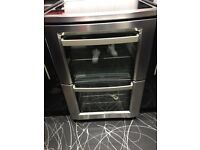 Elexctrolux free standing touch controls electric cooker