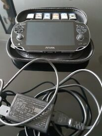 Sony PS Vita with 7 games