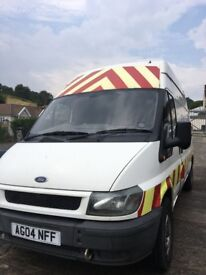 Ford Transit LWB High Top 2004 90 T350