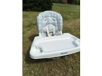 Baby booster feeding seat / high chair