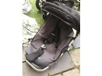 Quinny buzz pram and pushchair with extras