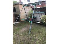 Garden Swing & Play set
