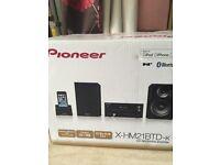 Pioneer X-HM21BTD-k CD receiver system Bluetooth