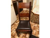 WOODSTOCK DINING CHAIRS x 4