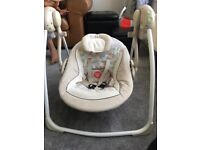 Brand new used for grandpRents tBaby swing