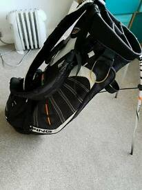 Ping freestyle golf bag