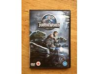 Jurassic World DVD - Movie Film