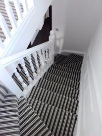 Professional Laminate/Carpet/Wood/Vinyl Floor Fitter/Layer