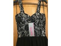New Black dress size 10