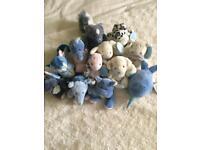 Tattie Teddy Blue Nose Friends