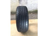 205 55 15 88V Continental Premium Contact 2 5.5mm + (A Tyres) FREE FITTING