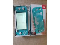 Nintendo Switch Lite with Mario Kart 8 Deluxe