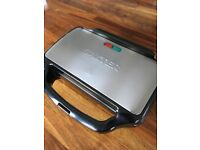 Salter Deep Fill Sandwich Toaster, used just twice
