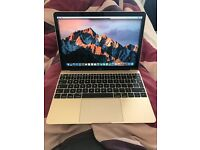 Macbook 12 gold 256g LIKE NEW
