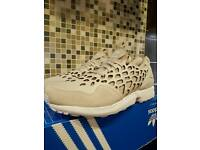 WOMENS ADIDAS ZX FLUX LACE SIZE 7.5