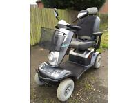 KYMCO MAXI XLS 2014 MODEL HEAVY DUTY 8-MPH MOBILITY SCOOTER