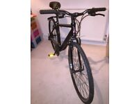 Men's Raleigh X1 Hybrid Good condition and Lightweight