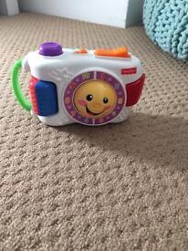 Fisher Price Toy Camera