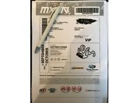 Moto-x Des Nations VIP ticket x1 Sept 30 & Oct 1