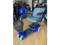 Whisper Small Mobility Scooter
