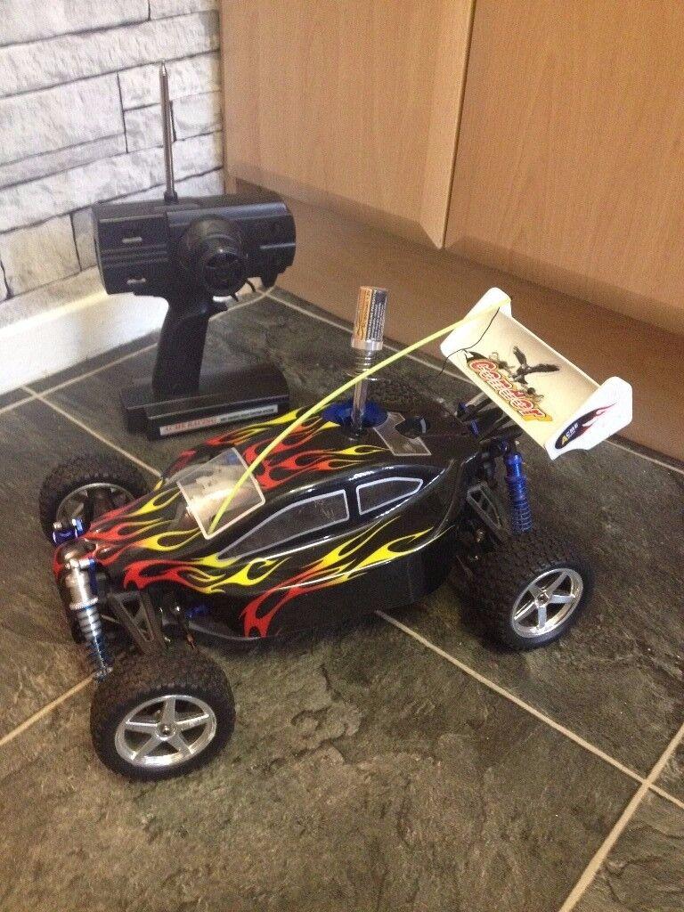 Nitro Car for Repairs