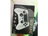 Xbox pad for PS4 gator claw