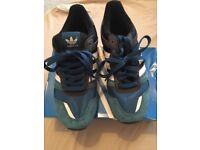 Ladies size 5 adidas trainers